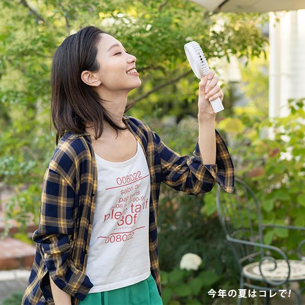 暑さ対策グッズ続々登場!!